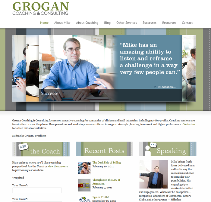 Grogan Coaching