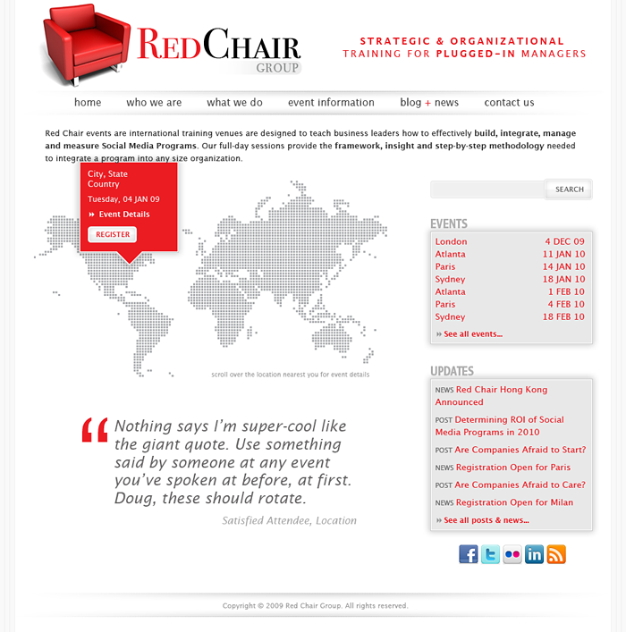 Red Chair Group