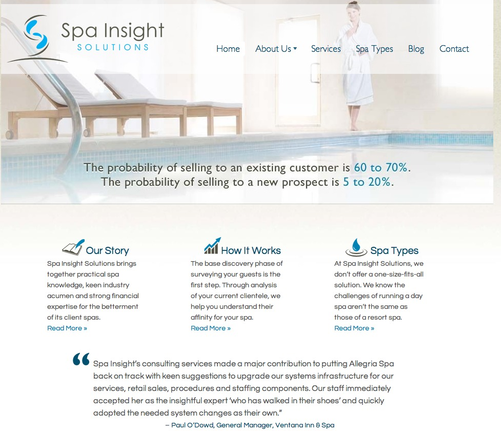 Spa Insights
