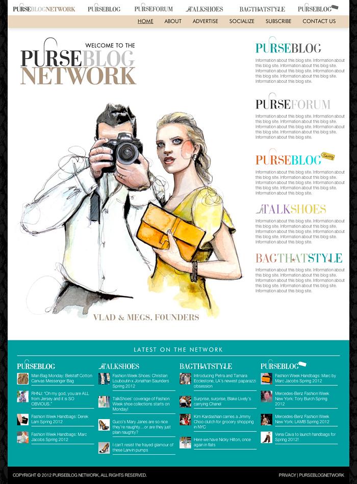 Purseblog Network