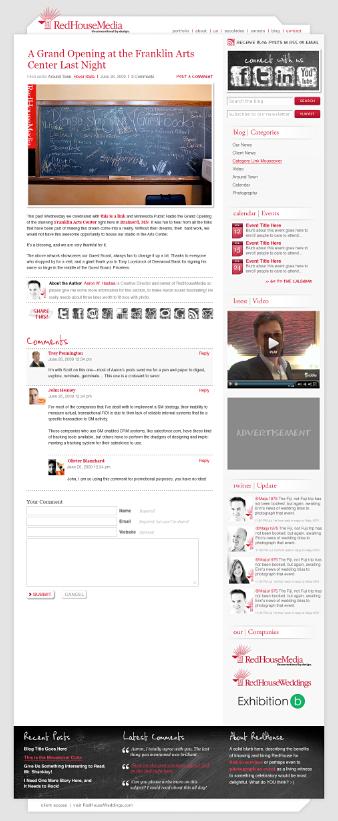 Red House Media Blog