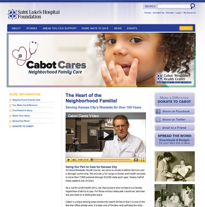 Cabot Cares
