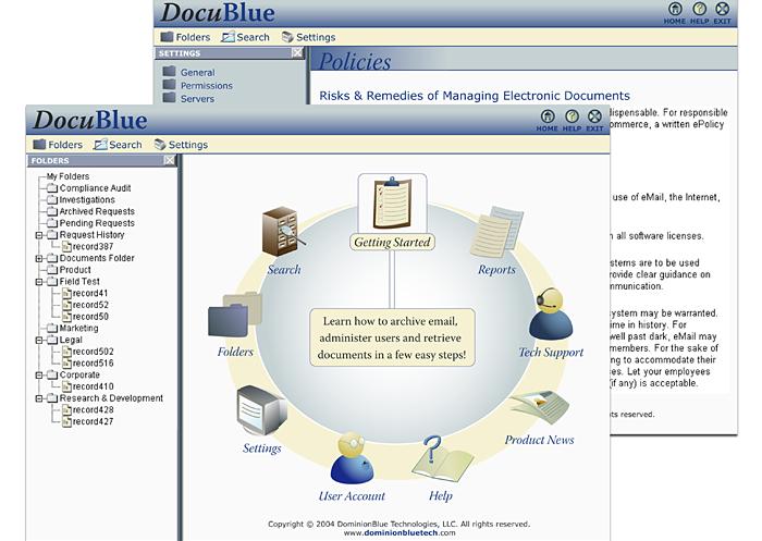 Dominion Blue