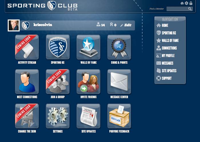 Sporting Membership