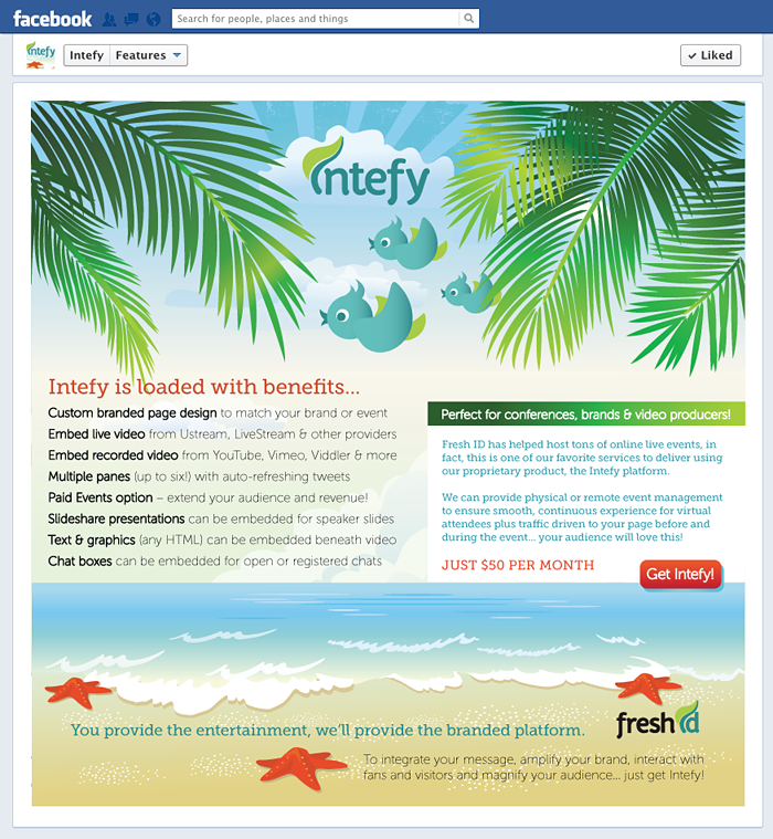 Intefy Summer Promo
