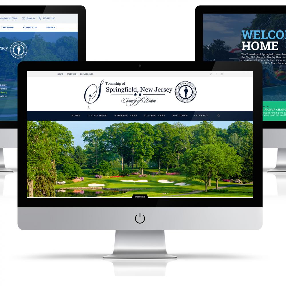 City Website Concepts